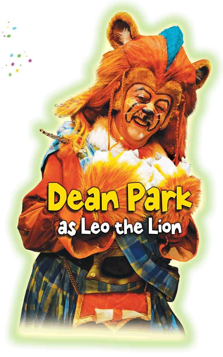 Dean Park as Leo the Lion